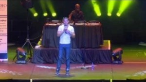 Video: South African Comedian Mduduzi Ntuli Live on Stage (Carnival City) Part 2 (Throwback)